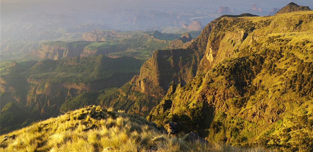 Lux Travel to Simien